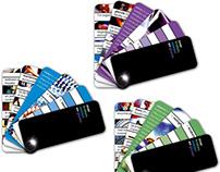 Corporate folder in disguise: sample range