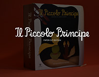 The Little Prince - Papercut