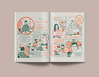Anxy Magazine - The Barber Shop