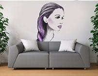Fashion/ Hair Illustrations