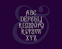 Nerea Art Nouveau | TYPOGRAPHY | Get free font version