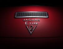 Jaguar E-Type (personal project)