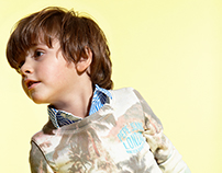 Kid's Wear Magazine Collection SS 16 by Achim Lippoth