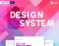 GEM Design system
