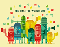 The Hashtag World Cup