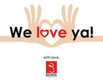 Bidaya Corporate Communications
