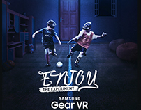 Go On Adventures - SAMSUNG VR GEAR