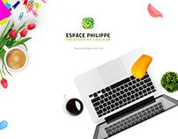 Espace Philippe - Website