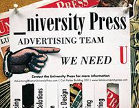 University Press Internship