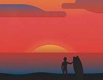 Various illustrations 2017