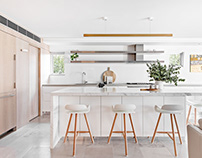 Manly Apartment by Annabelle Chapman Architect Pty Ltd
