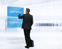 Business Hi-Tech Screens - After Effects