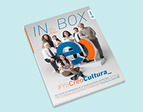 Revista InBox Entel