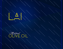 LAI Olive Oil Packaging