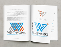 VENTI-WORKS. Branding