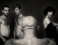 Portraits (Ritratti) - by Augusto De Luca. 4
