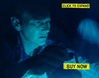 Insidious Flash Expandable Video Banner