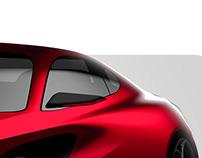 Alfa Romeo NEXT GTV