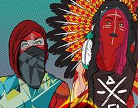 NativeLove  Illustrations