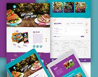 Veg Way-Landing Page