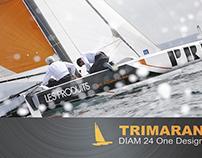 Trimaran Diam24 One Design