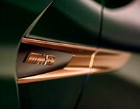 BMW M8 Gran Coupe Concept 2018 - 3D Details Exterior