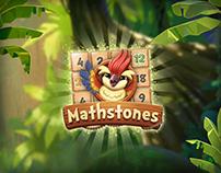 Mathstones - Design and Concept Art
