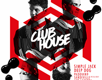 CLUBHOUSE at Clash Club