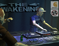The Awakening - 3D Short Film // Adesign x Phonogenic