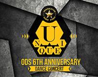 ODS 6th Anniversary [Event Identity Design]