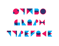 SYMBO GRAPH TYPEFACE