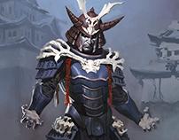 Mortal Kombat X - Samurai Shinnok