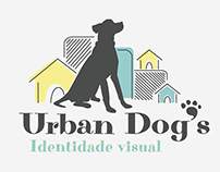 Urban Dog's - Identidade Visual