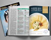 Mediterrâneo Gourmet: reforço à marca