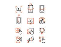 [ Design d'icônes ] - app DKEP