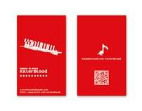 KillerBlood - Business Card Design