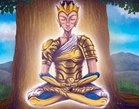Buda armadura