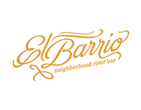 El Barrio - Window Graphic