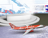 Infographics Air Asia QZ8501