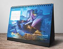 Календарь для металлургической компании