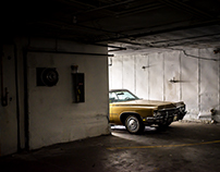 Old cars scenes
