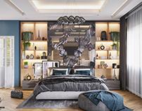 L Modern Bedroom