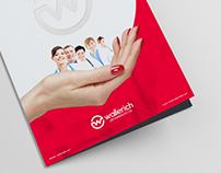 Wallerich Brochure Design