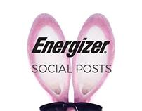 Energizer Social Posts