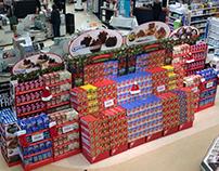 National Holiday Retail POS Displays
