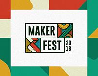 Maker Fest Logo