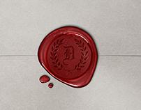 Logo || Dante Alighieri