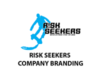 Risk Seekers Company Branding
