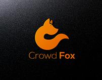 Logo Crowd Fox