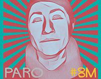 #8M Paro Internacional de Mujeres